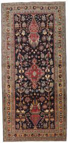 Ardebil Πατίνα Χαλι 133X284 Ανατολής Χειροποιητο Χαλι Διαδρομοσ Σκούρο Καφέ/Σκούρο Κόκκινο (Μαλλί, Περσικά/Ιρανικά)