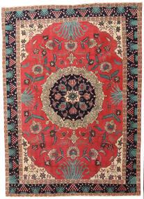 Ardebil Πατίνα Χαλι 232X315 Ανατολής Χειροποιητο Στο Χρώμα Της Σκουριάς/Σκούρο Κόκκινο (Μαλλί, Περσικά/Ιρανικά)