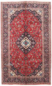 Keshan Χαλι 145X240 Ανατολής Χειροποιητο Σκούρο Μωβ/Σκούρο Κόκκινο (Μαλλί, Περσικά/Ιρανικά)