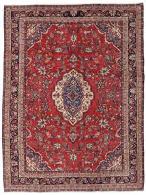 Hamadan Πατίνα Χαλι 237X310 Ανατολής Χειροποιητο Σκούρο Κόκκινο/Σκούρο Μωβ (Μαλλί, Περσικά/Ιρανικά)