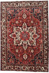 Bakhtiar Χαλι 213X307 Ανατολής Χειροποιητο Σκούρο Κόκκινο/Μαύρα (Μαλλί, Περσικά/Ιρανικά)