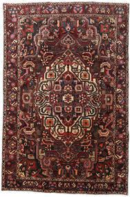 Bakhtiar Χαλι 204X307 Ανατολής Χειροποιητο Σκούρο Κόκκινο/Μαύρα (Μαλλί, Περσικά/Ιρανικά)