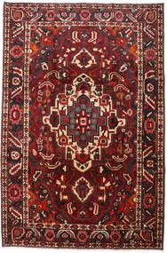 Bakhtiar Χαλι 211X320 Ανατολής Χειροποιητο Σκούρο Κόκκινο/Σκούρο Καφέ (Μαλλί, Περσικά/Ιρανικά)