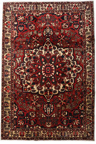 Bakhtiar Χαλι 210X312 Ανατολής Χειροποιητο Σκούρο Κόκκινο/Σκούρο Καφέ (Μαλλί, Περσικά/Ιρανικά)