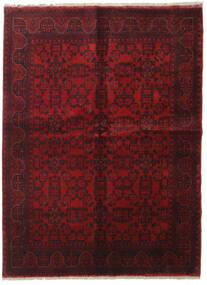 Afghan Khal Mohammadi Χαλι 198X289 Ανατολής Χειροποιητο Σκούρο Κόκκινο/Σκούρο Καφέ (Μαλλί, Αφγανικά)