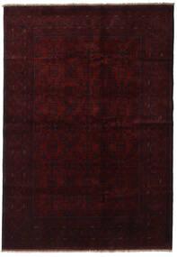 Afghan Khal Mohammadi Χαλι 199X286 Ανατολής Χειροποιητο Σκούρο Κόκκινο (Μαλλί, Αφγανικά)