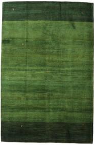 Γκάμπεθ Περσία Χαλι 198X307 Σύγχρονα Χειροποιητο Σκούρο Πράσινο/Πράσινο (Μαλλί, Περσικά/Ιρανικά)