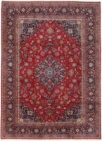 Keshan Χαλι 282X392 Ανατολής Χειροποιητο Σκούρο Κόκκινο/Σκούρο Καφέ Μεγαλα (Μαλλί, Περσικά/Ιρανικά)