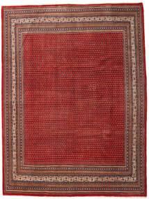 Sarough Mir Χαλι 273X363 Ανατολής Χειροποιητο Σκούρο Κόκκινο/Στο Χρώμα Της Σκουριάς Μεγαλα (Μαλλί, Περσικά/Ιρανικά)