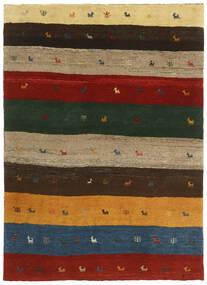 Γκάμπεθ Περσία Χαλι 123X176 Σύγχρονα Χειροποιητο Σκούρο Πράσινο/Kόκκινα (Μαλλί, Περσικά/Ιρανικά)
