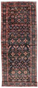 Sautchbulag 1920-1940 Χαλι 230X620 Ανατολής Χειροποιητο Χαλι Διαδρομοσ Μαύρα/Σκούρο Κόκκινο (Μαλλί, Περσικά/Ιρανικά)