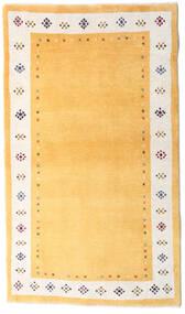 Loribaft Περσία Χαλι 83X145 Σύγχρονα Χειροποιητο Μπεζ/Ανοιχτό Καφέ/Κίτρινος (Μαλλί, Περσικά/Ιρανικά)