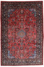 Hamadan Shahrbaf Χαλι 217X315 Ανατολής Χειροποιητο Σκούρο Κόκκινο/Σκούρο Καφέ (Μαλλί, Περσικά/Ιρανικά)