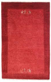 Loribaft Περσία Χαλι 79X128 Σύγχρονα Χειροποιητο Kόκκινα/Στο Χρώμα Της Σκουριάς (Μαλλί, Περσικά/Ιρανικά)
