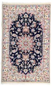 Kashmar Χαλι 77X130 Ανατολής Χειροποιητο Λευκό/Κρεμ/Ανοιχτό Γκρι (Μαλλί, Περσικά/Ιρανικά)