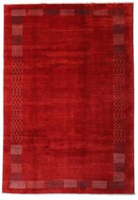 Loribaft Περσία Χαλι 202X294 Σύγχρονα Χειροποιητο Στο Χρώμα Της Σκουριάς/Σκούρο Κόκκινο (Μαλλί, Περσικά/Ιρανικά)