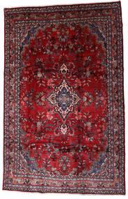 Hamadan Shahrbaf Χαλι 208X310 Ανατολής Χειροποιητο Σκούρο Κόκκινο/Kόκκινα (Μαλλί, Περσικά/Ιρανικά)