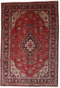 Tabriz Χαλι 197X290 Ανατολής Χειροποιητο Σκούρο Κόκκινο/Kόκκινα (Μαλλί, Περσικά/Ιρανικά)