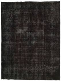 Βιντάζ Heritage Χαλι 300X396 Σύγχρονα Χειροποιητο Μαύρα/Σκούρο Γκρι Μεγαλα (Μαλλί, Περσικά/Ιρανικά)