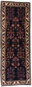 Γκάμπεθ Kashkooli Χαλι 82X223 Σύγχρονα Χειροποιητο Χαλι Διαδρομοσ Σκούρο Καφέ/Σκούρο Κόκκινο (Μαλλί, Περσικά/Ιρανικά)