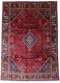 Joshaghan Χαλι 248X337 Ανατολής Χειροποιητο Σκούρο Κόκκινο/Σκούρο Μωβ (Μαλλί, Περσικά/Ιρανικά)