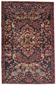 Bakhtiar Χαλι 133X205 Ανατολής Χειροποιητο Σκούρο Γκρι/Σκούρο Κόκκινο (Μαλλί, Περσικά/Ιρανικά)