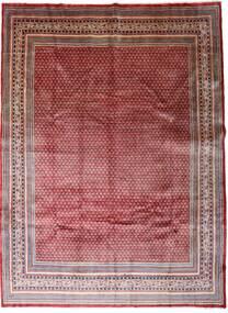 Sarough Mir Χαλι 267X362 Ανατολής Χειροποιητο Σκούρο Κόκκινο/Σκούρο Καφέ Μεγαλα (Μαλλί, Περσικά/Ιρανικά)
