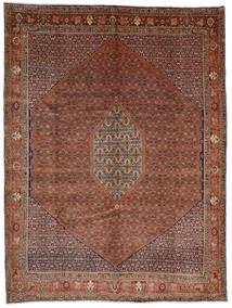 Bidjar Χαλι 308X408 Ανατολής Χειροποιητο Σκούρο Κόκκινο/Σκούρο Καφέ Μεγαλα (Μαλλί, Περσικά/Ιρανικά)