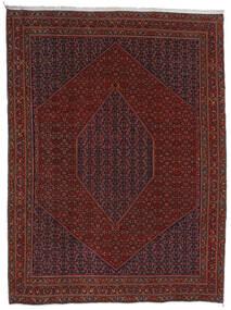Bidjar Χαλι 304X404 Ανατολής Χειροποιητο Σκούρο Κόκκινο/Σκούρο Καφέ Μεγαλα (Μαλλί, Περσικά/Ιρανικά)