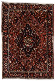 Bakhtiar Χαλι 210X307 Ανατολής Χειροποιητο Σκούρο Καφέ/Σκούρο Κόκκινο (Μαλλί, Περσικά/Ιρανικά)