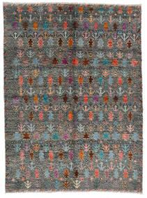 Moroccan Berber - Afghanistan Χαλι 170X240 Σύγχρονα Χειροποιητο Σκούρο Γκρι/Ανοιχτό Γκρι (Μαλλί, Αφγανικά)