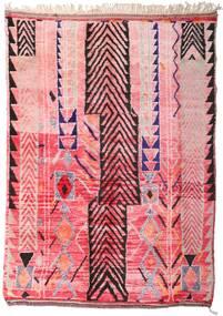Berber Moroccan - Mid Atlas Χαλι 213X300 Σύγχρονα Χειροποιητο Ανοιχτό Ροζ/Ροζ (Μαλλί, Marocco)
