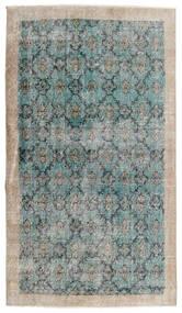 Βιντάζ Heritage Χαλι 112X197 Σύγχρονα Χειροποιητο Ανοιχτό Γκρι/Τυρκουάζ Μπλε (Μαλλί, Περσικά/Ιρανικά)