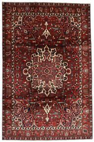 Bakhtiar Χαλι 214X320 Ανατολής Χειροποιητο Σκούρο Κόκκινο/Σκούρο Καφέ (Μαλλί, Περσικά/Ιρανικά)