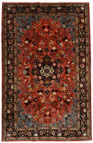 Mehraban Χαλι 188X290 Ανατολής Χειροποιητο Σκούρο Κόκκινο/Στο Χρώμα Της Σκουριάς (Μαλλί, Περσικά/Ιρανικά)