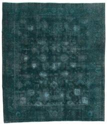 Βιντάζ Heritage Χαλι 244X280 Σύγχρονα Χειροποιητο Σκούρο Τυρκουάζ/Μπλε (Μαλλί, Περσικά/Ιρανικά)
