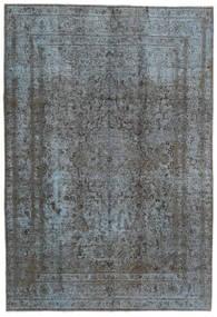 Βιντάζ Heritage Χαλι 191X283 Σύγχρονα Χειροποιητο Μπλε/Σκούρο Γκρι (Μαλλί, Περσικά/Ιρανικά)