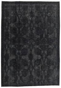 Βιντάζ Heritage Χαλι 214X307 Σύγχρονα Χειροποιητο Μαύρα (Μαλλί, Περσικά/Ιρανικά)