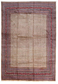 Sarough Mir Χαλι 268X387 Ανατολής Χειροποιητο Σκούρο Καφέ/Μπεζ Μεγαλα (Μαλλί, Περσικά/Ιρανικά)
