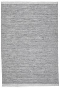 Serafina - Σκούρο Γκρι Melange Χαλι 200X300 Σύγχρονα Χειροποίητη Ύφανση Ανοιχτό Γκρι/Ανοικτό Μπλε (Μαλλί, Ινδικά)
