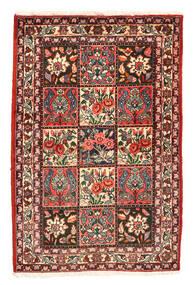 Bakhtiar Collectible Χαλι 105X158 Ανατολής Χειροποιητο Σκούρο Κόκκινο/Σκούρο Γκρι (Μαλλί, Περσικά/Ιρανικά)