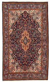 Kerman Χαλι 147X253 Ανατολής Χειροποιητο Σκούρο Γκρι/Μαύρα (Μαλλί, Περσικά/Ιρανικά)
