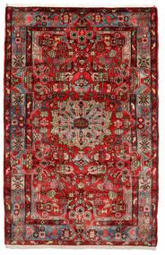 Nahavand Old Χαλι 153X243 Ανατολής Χειροποιητο Σκούρο Καφέ/Μαύρα (Μαλλί, Περσικά/Ιρανικά)