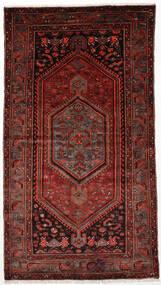 Zanjan Χαλι 128X236 Ανατολής Χειροποιητο Σκούρο Κόκκινο (Μαλλί, Περσικά/Ιρανικά)