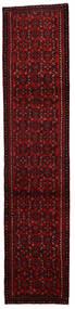 Afshar/Sirjan Χαλι 79X365 Ανατολής Χειροποιητο Χαλι Διαδρομοσ Σκούρο Κόκκινο (Μαλλί, Περσικά/Ιρανικά)