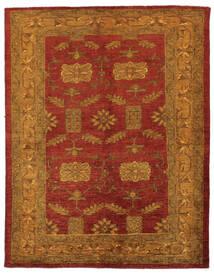 Oriental Overdyed Χαλι 144X183 Σύγχρονα Χειροποιητο Σκούρο Καφέ/Σκούρο Κόκκινο/Μπεζ (Μαλλί, Περσικά/Ιρανικά)