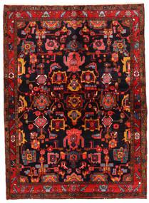 Lillian Χαλι 146X200 Ανατολής Χειροποιητο Σκούρο Καφέ/Σκούρο Κόκκινο (Μαλλί, Περσικά/Ιρανικά)