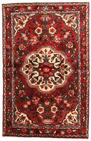 Mehraban Χαλι 100X168 Ανατολής Χειροποιητο Σκούρο Κόκκινο/Σκούρο Καφέ (Μαλλί, Περσικά/Ιρανικά)