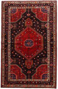 Toiserkan Χαλι 141X225 Ανατολής Χειροποιητο Σκούρο Κόκκινο (Μαλλί, Περσικά/Ιρανικά)