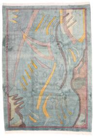 Himalaya Χαλι 246X344 Σύγχρονα Χειροποιητο Ανοιχτό Γκρι/Μπεζ (Μαλλί, Ινδικά)